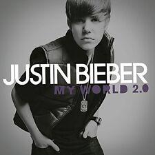 Justin Bieber - My World 2.0 [New Vinyl]