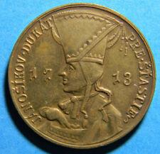 Slovakia  1713 (1963) Janosík's lucky ducat Token (0307)