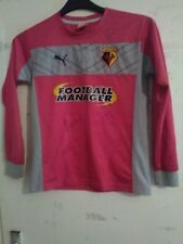 Watford Signed Ladies Football Team Goal Keeper Shirt