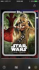 Topps Star Wars Digital Card Trader Galactic Crests Pack Art Insert