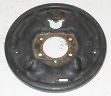 "1965 1966 1967 1968 1969 1970 Ford Mustang Cougar ORIG 10"" REAR RH BRAKE PLATE"