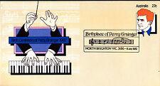 1982 Birth Centenary Percy Grainer PSE - North Brighton Vic 3186 PMK