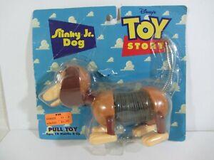 Disney's Toy Story - Slinky Jr. Dog  Pull Toy  NOC  (0921D)  228000