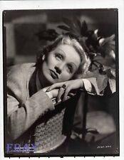 Marlene Dietrich Photo from Original Negative