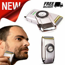 Men Electric Shaver Razor Blade Beard Trimmer Hair Shaving Machine Rechargeable