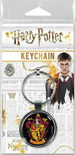 Harry Potter Key Ring / Key Chain: Gryffindor House Crest Sigil