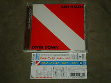 Van Halen Diver Down Japan CD