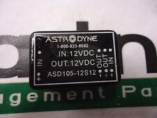 Asd105-12S12 Astrodyne 1.5 Watt Dc/Dc Converter Brand New!