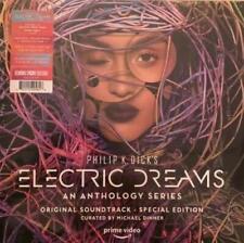 V/A Philip K. Dick's Electric Dreams LP Ltd. Blue Vinyl Black Friday 2019