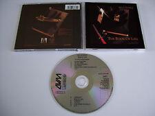 DELIVERANCE The Book of Lies CD 1990 MEGA RARE OOP ORIG 1st PRESS - METALWORKS!!