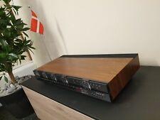VINTAGE WORKING Bang & Olufsen / B&O BeoMaster 4000 Tuner/Amplifier in Rosewood