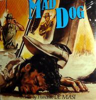 OST MAD DOG LP ( CANE ARRABBIATO ) FRANCESCO DE MASI italy 1985 SEALED SIGILLATO
