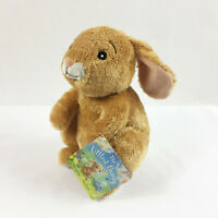 "A47 Kohls The Littlest Bunny Easter Rabbit Plush! 9"" Stuffed Toy Lovey"