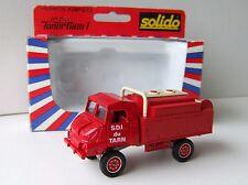Camion pompier Simca Unic Marmon CCF 4x4 Solido 1/50