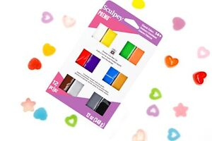 Premo Sculpey Classic Colours Sampler Pack 12 Colour 340g - Polymer Clay