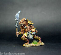 Minotaur Axe Warhammer Fantasy Armies 28mm Unpainted Wargames
