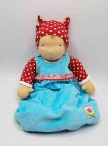 Waldorf Doll by Moonchild Dolls Natural Materials Pre-Owned