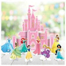 Disney Princess Table Decoration Kit Girls Birthday Party Supplies ~