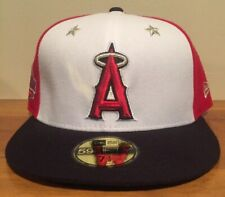 hot sale online 8a7ae ea1a8 Anaheim Angels All Star Game 2018 New Era 59Fifty Fitted Hat Cap Size 7 1