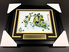 PITTSBURGH PENGUINS 2017 NHL STANLEY CUP CHAMPIONS #1 8X10 TEAM PHOTO FRAMED