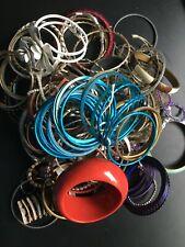 Jewellery - Bag Unsorted Jewellery 1kg mainly Bracelets/Bangles (2)