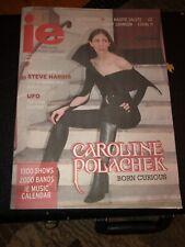 Illinois Entertainer Monthly(Feb 2020) Caroline Polachek[cover] Ufo_Steve Harris