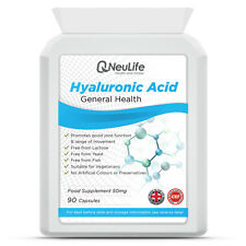 Acido IALURONICO - 50 mg - 90 Capsule,