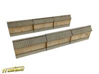 TTCombat BNIB Yagura Straight Wall Sections EES012