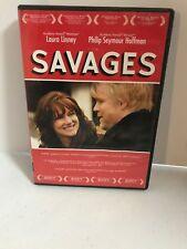SAVAGES DVD LAURA LINNEY PHILLIP SEYMOUR HOFFMAN