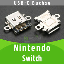 ✅ Nintendo Switch Konsole USB-C Buchse Ladebuchse Socket Port Connector