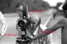 David Piper Steve McQueen Le Mans Film Ritratto Fotografia 1971 1