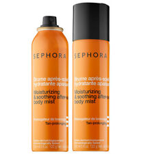 2 Set Of Sephora moisturizing and soothing after sun body mist