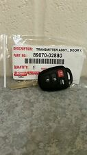 Genuine Toyota Corolla OEM Key & Remote 2014-15 NON Smart
