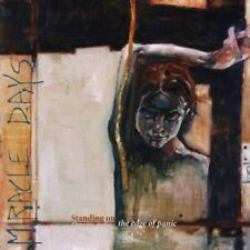 Miracle Days-Standing On The Edge Of Panic (US IMPORT) CD NEW