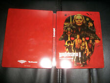4x Steelbook Case ONLY Wolfenstein II The New Colossus Tin PS3 Box Size Bethesda