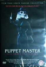 Puppet Master Dvd (Film 2000 Shock horror collection) NEW&SEALED