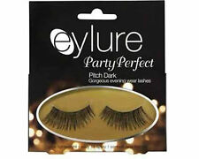 Eylure Party Perfect Gorgeous Evening Wear Lashes PITCH DARK ** NEW **