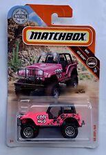 Matchbox Jeep 4x4 Wrangler Tj Sahra Tjl Sahara Rubicon Águila Freedom Willys OEM