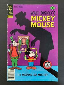 MICKEY MOUSE  #174  GOLD KEY COMICS 1977 FN/VF NEWSSTAND