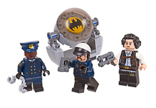 LEGO MINIFIGURAS Y BATSEÑAL THE BATMAN MOVIE 853651 RARE NEW