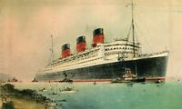 Vintage Queen Mary Cunard White Line G1