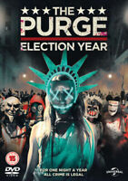 The Purge: Election Year DVD (2016) NEW