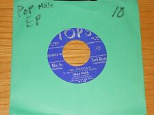POP EP (NO COVER) - RONNIE DEAUVILLE + RHYTHMAIRES - TOPS 248