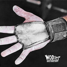 WODies 2in1 WOD Grips, wrist wraps, gloves for CrossFit