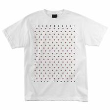 Independent Trucks Multi Cross Skateboard T Shirt White Medium