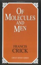 Of Molecules and Men by Francis Crick (Paperback, 2004)