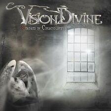 Stream of Consciousness by Vision Divine (CD, 2004, Metal Blade) prog power