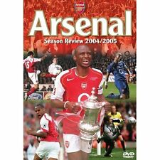Arsenal FC - Season Review 2004/2005 (Multi-region DVD, 2005) 04/05