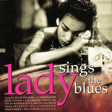 VARIOUS ARTISTS - LADY SINGS THE BLUES [EMI] NEW CD