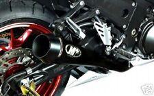 06-07 ZX14 ZX 14 M4 BLACK GP DUAL SLIPON EXHAUST